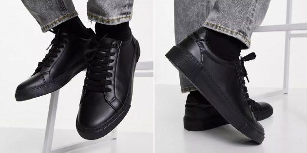 Лаконичные мужские кроссовки