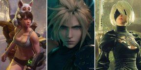В PS Store распродажа японских хитов — выбрали 10 отличных предложений