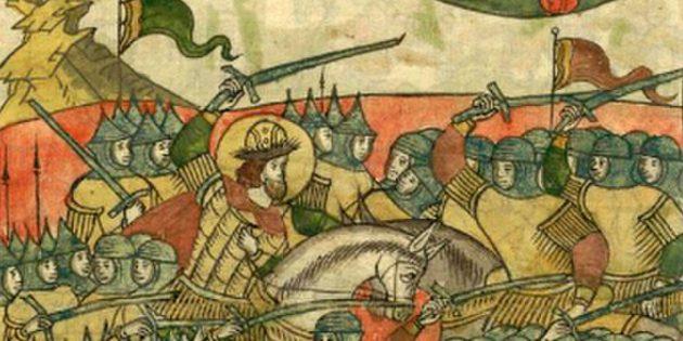 Исторические мифы: ливонские рыцари провалились под лёд во время битвы на Чудском озере