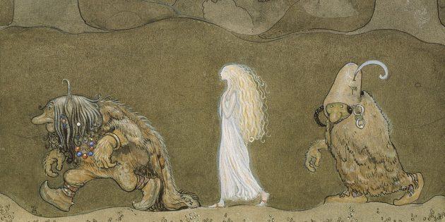 Во что верили в Средневековье: фейри регулярно похищают детей и оставляют вместо них подменышей