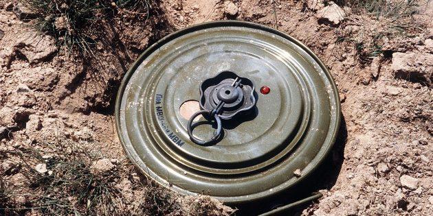 Cоветская противотанковая мина ТМ-46