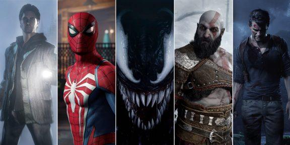 God of War: Ragnarok, Spider-Man 2 и игра про Росомаху — Sony показала новинки для PlayStation