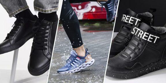 14 моделей кроссовок, которым не страшны ни дождь, ни слякоть