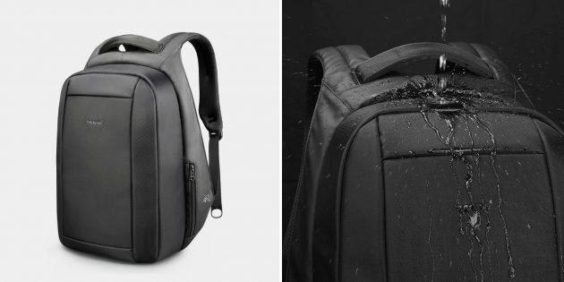 Аксессуары для дождливой погоды: водонепроницаемый рюкзак