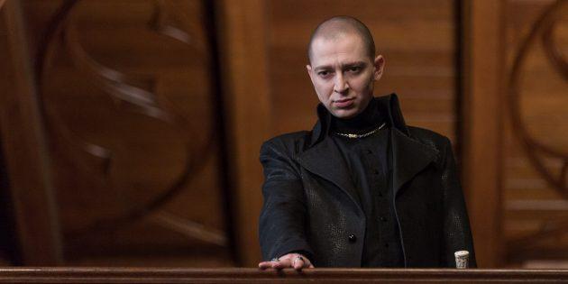 Мирон Фёдоров Oxxxymiron сыграл одну из главных ролей в фильме «Ампир V»