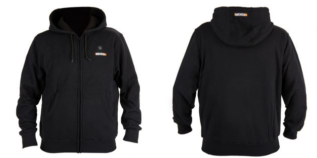 Куртки и жилеты с подогревом: Куртка WORX WA4660