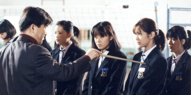 Корейские фильмы ужасов: «Шёпот стен»
