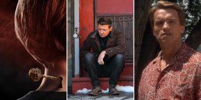 Главное о кино за неделю: первый трейлер «Соколиного глаза», осенние премьеры Apple TV+ и не только