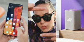 Главное о технологиях за неделю: умные очки Ray-Ban, анонс презентации Apple и не только