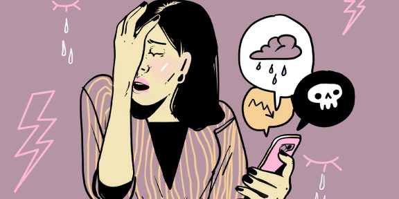 Как справиться с тревожностью из-за плохих новостей