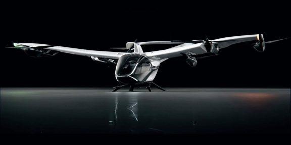 Airbus показала летающий электромобиль CityBus NextGen