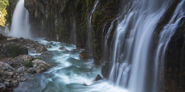 Что посмотреть в Турции: водопады Капузбаши
