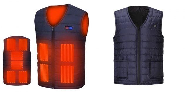 Куртки и жилеты с подогревом: Жилет GC1101