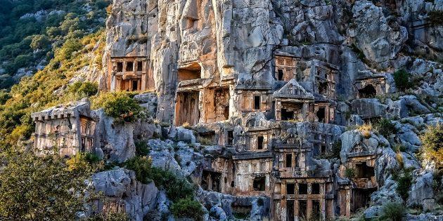 Что посмотреть в Турции: древний ликийский город Мира
