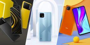 7 смартфонов, которые заказывают на AliExpress чаще всего