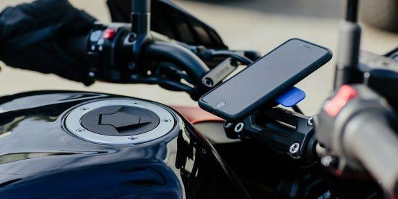 Apple предупредила о риске повреждения камеры iPhone вибрациями мотоцикла