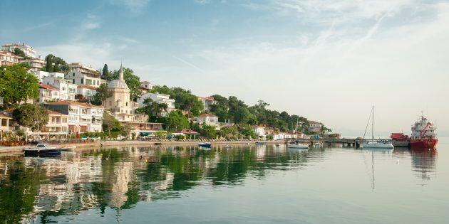 Что посмотреть в Турции: Принцевы острова