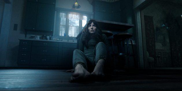 Кадр из фильма «Злое»