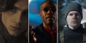 Главное о кино за неделю: трейлер новой «Матрицы», первые обзоры на«Дюну» Вильнёва и не только