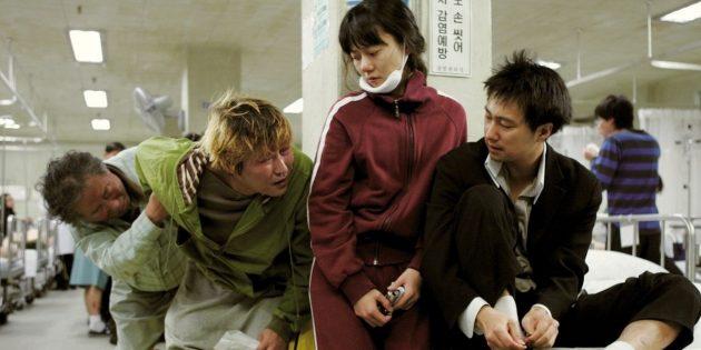 Корейские фильмы ужасов: «Вторжение динозавра»