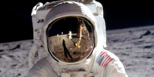 В космосе без скафандра с фильтром на шлеме человека ждёт слепота