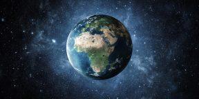 Что случится, если Земля внезапно остановится