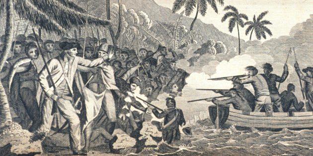 Исторические мифы: капитана Джеймса Кука съели гавайские каннибалы