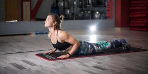 Прокачка: 5-минутная тренировка для тех, кто много сидит