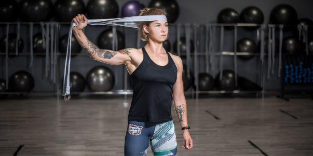 Упражнения при остеохондрозе: укрепление шеи в статике