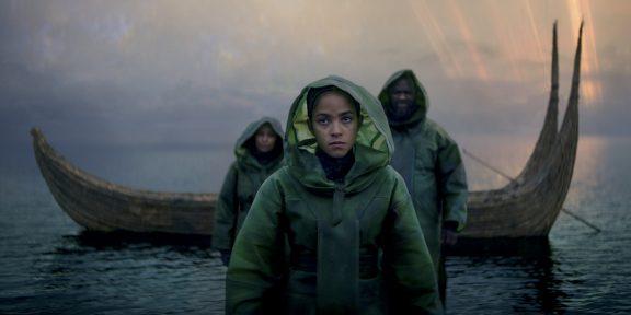 Сериал «Основание» по романам Айзека Азимова вышел на AppleTV+