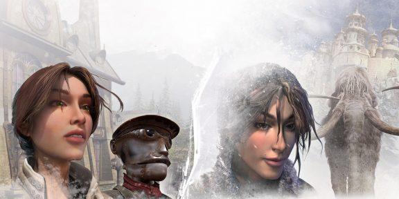 В Steam началась раздача Syberia и Syberia II