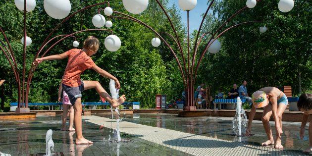 Примеры благоустройства: Горкинско-Ометьевский лес