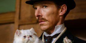 Котики и Камбербэтч: вышел трейлер драмы «Кошачьи миры Луиса Уэйна»