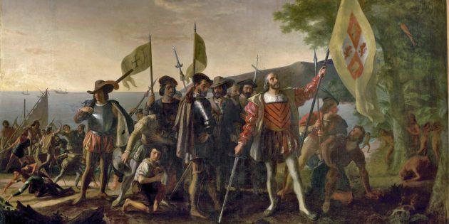 Исторические мифы: Колумб стремился доказать, что мир круглый