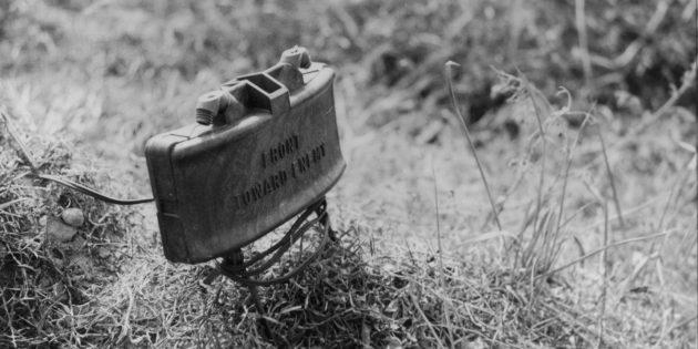 Не все противопехотные мины запрещены