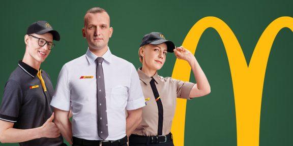 Не только для студентов. Почему работа в «Макдоналдс» понравится работникам любого возраста