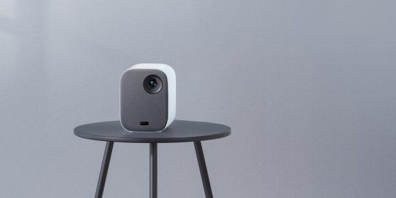 Xiaomi показала новый проектор Mi Smart Projector 2 и доступные роутеры AX3000 с Wi-Fi 6