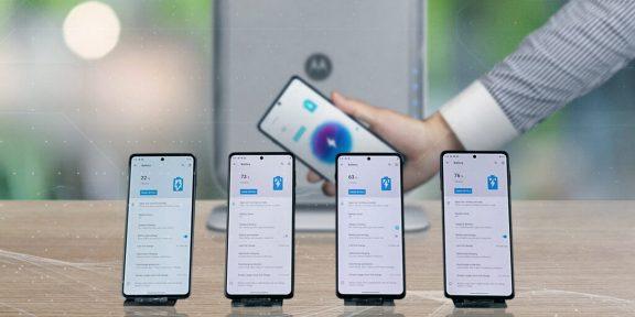 Motorola показала устройство для зарядки смартфонов с расстояния до 3 метров