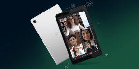 Motorola представила бюджетный металлический планшет Moto Tab G20 с чистой версией Android 11