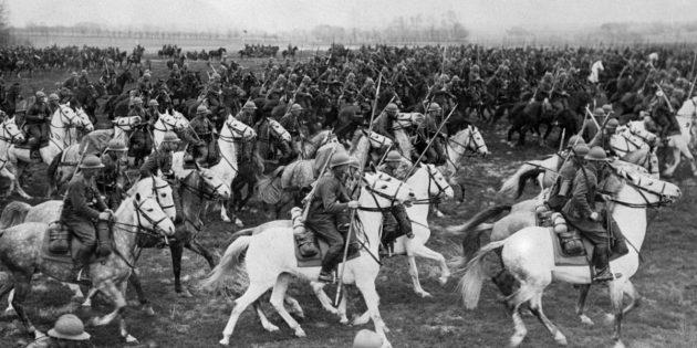 Польская кавалерия не сражалась с танками вермахта копьями