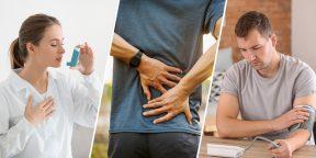 При каких проблемах со здоровьем не надо отказываться от спорта