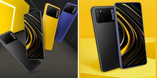 Самые популярные смартфоны на AliExpress: POCO M3