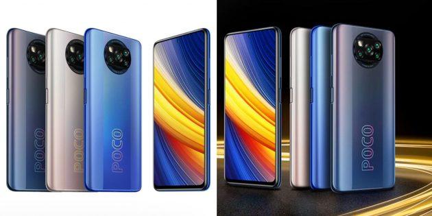 Самые популярные смартфоны на AliExpress: POCO X3Pro
