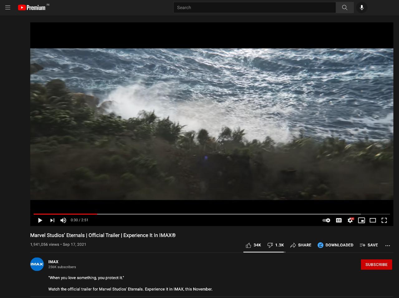 YouTube скачать видео