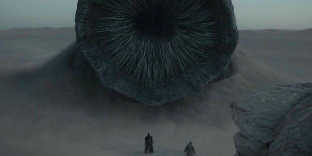 Кадр из фильма «Дюна» — 2021