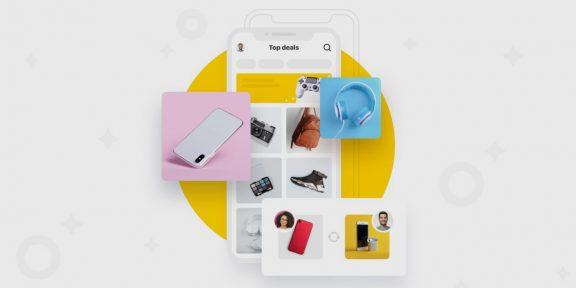 Swop.it — мобильное приложение для обмена товарами