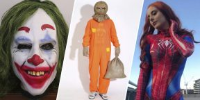 Страшно красиво: 20 костюмов с AliExpress для весёлого Хеллоуина