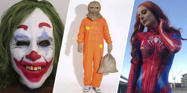 Страшно красиво: 20 костюмов с AliExpress для весёлого Хэллоуина