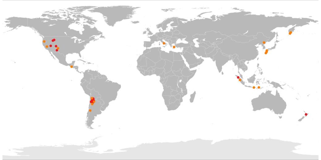 Возможные глобальные катастрофы: извержение супервулкана