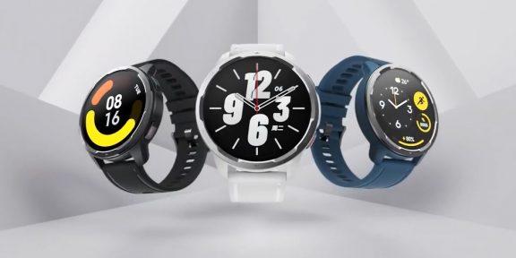 Xiaomi представила смарт-часы Watch Color 2 с поддержкой сторонних приложений